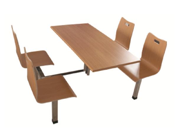 四人餐桌椅3