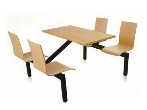 四人餐桌椅1